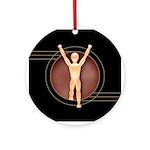 NCOD Triumph Ornament (Round)