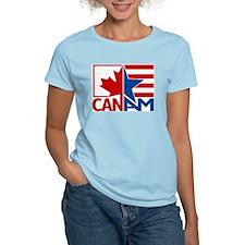"""CANAM"" Ash Grey T-Shirt T-Shirt"