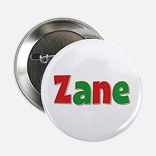 Zane Christmas Button