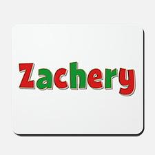 Zachery Christmas Mousepad