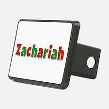 Zachariah Christmas Hitch Cover