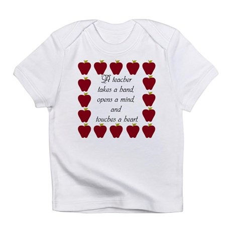 A teacher takes a hand Infant T-Shirt