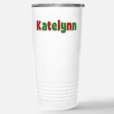 Katelynn Christmas Travel Mug