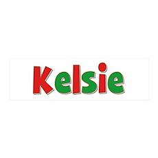 Kelsie Christmas 36x11 Wall Peel