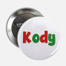 Kody Christmas Button