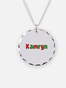 Kamryn Christmas Necklace