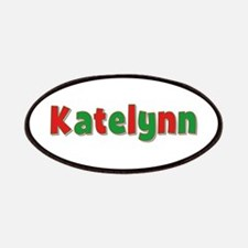 Katelynn Christmas Patch