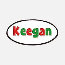 Keegan Christmas Patch