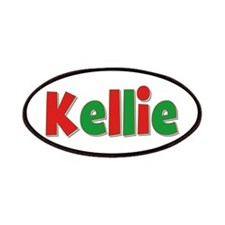 Kellie Christmas Patch