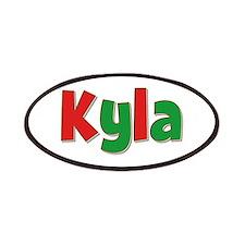 Kyla Christmas Patch