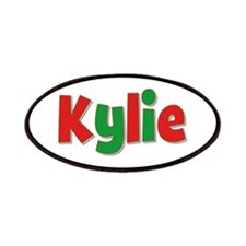 Kylie Christmas Patch