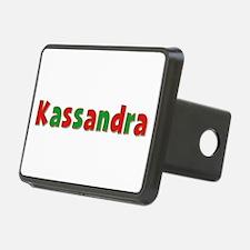Kassandra Christmas Hitch Cover
