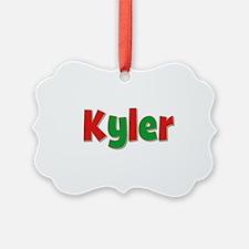Kyler Christmas Ornament