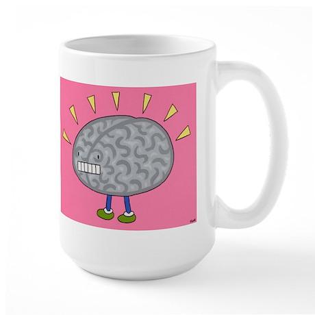 Brain on Parade Large Mug