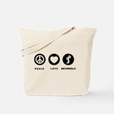 Moonwalker Tote Bag