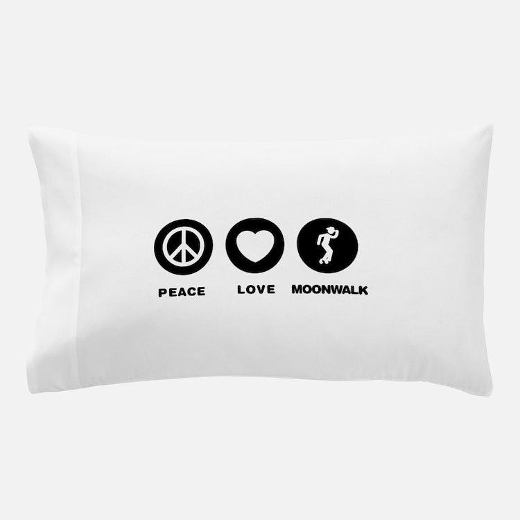 Moonwalker Pillow Case