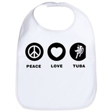 Tuba Player Bib