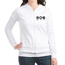 Tuba Player Fitted Hoodie