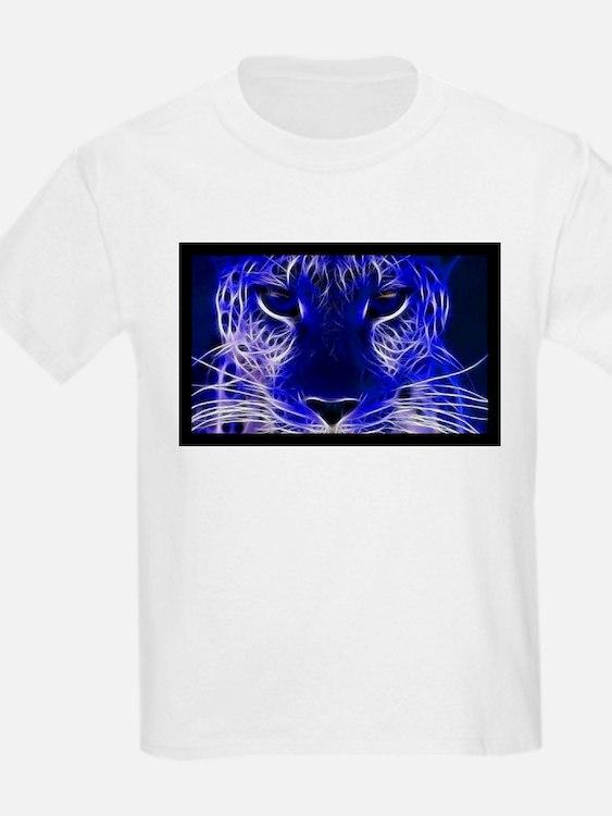 Neon Leopard T-Shirt