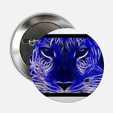 "Neon Leopard 2.25"" Button"
