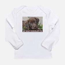 Zoe Long Sleeve Infant T-Shirt