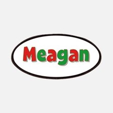 Meagan Christmas Patch