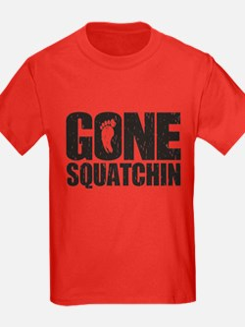 Gone Squatchin T