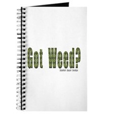 Got Weed? Journal