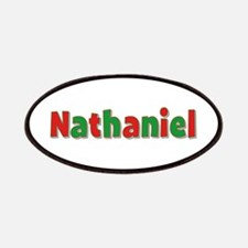 Nathaniel Christmas Patch