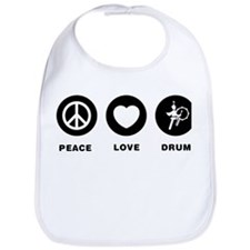 Bass Drum Player Bib