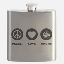 Drummer Flask