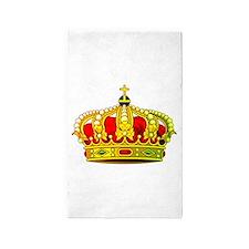 Royal Crown 11 3'x5' Area Rug