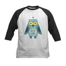 Owl Robot Tee