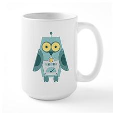 Owl Robot Mug