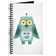 Owl Robot Journal