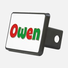 Owen Christmas Hitch Cover