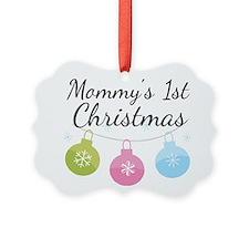 Unique Mother Picture Ornament