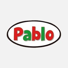 Pablo Christmas Patch