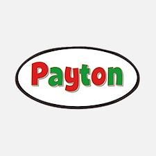 Payton Christmas Patch