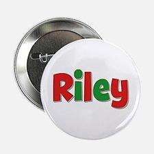 Riley Christmas Button