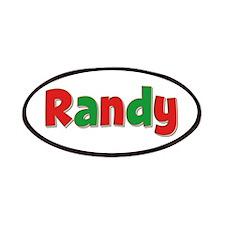Randy Christmas Patch