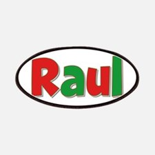 Raul Christmas Patch