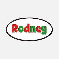 Rodney Christmas Patch