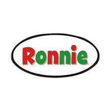 Ronnie Christmas Patch