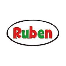 Ruben Christmas Patch