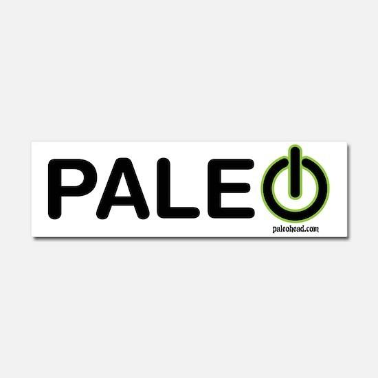 Paleo Power Horizontal Car Magnet 10 x 3