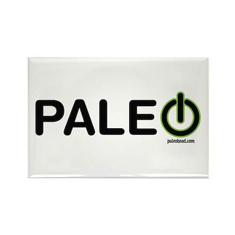 Paleo Power Horizontal Rectangle Magnet (10 pack)