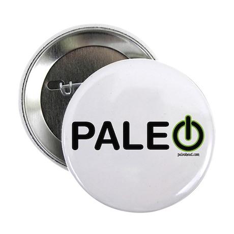 "Paleo Power Horizontal 2.25"" Button (100 pack)"