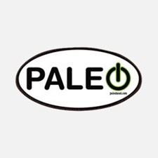 Paleo Power Horizontal Patches