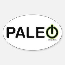 Paleo Power Horizontal Decal